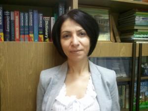 Хачатрян Карина Вигеновна